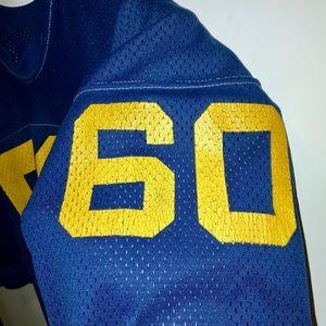 Other - 🏈 Vintage football jersey - Michigan Rams Irish